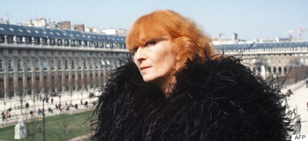 La grande couturière Sonia Rykiel est morte
