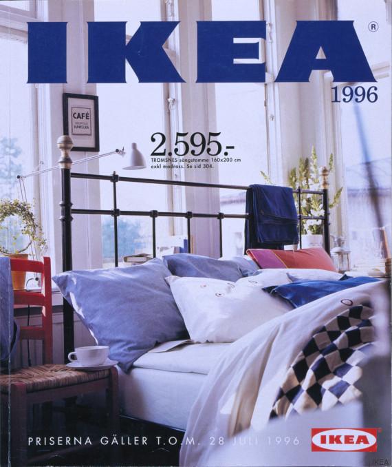 Las nueve cosas del cat logo de ikea que probablemente no - Ikea espana catalogo ...
