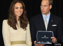 Will And Kate Gifts Royal Tour Canada