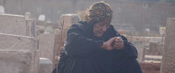 ELDERLY SYRIA