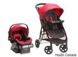 Health Canada Recalls Nearly 6,000 Strollers Due To Safety Issue