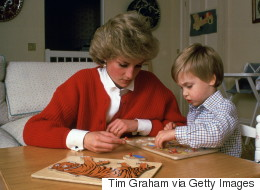 Prince William Admits He Misses Princess Diana Every Day