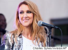 Céline Dion Buys Lunch For Fans At Schwartz Deli