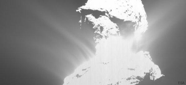 Rosetta a enregistré une explosion très rare sur Tchouri