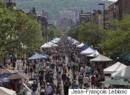 L'avenue du Mont-Royal fermée à la circulation pour quatre jours