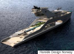 Ce yacht est beaucoup trop luxueux pour l'entendement (PHOTOS)