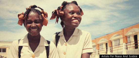 Haiti Earthquake Aftermath: Charities Tackle Illiteracy In Country's
