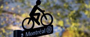 Bike Lane Montreal