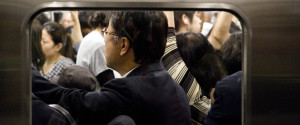 Japan Worker