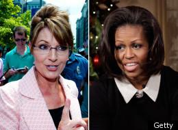 Sarah Palin Slams Michelle Obama