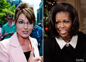 Sarah Palin or Michelle Obama?