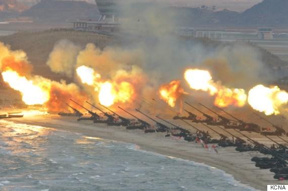 nk artillery