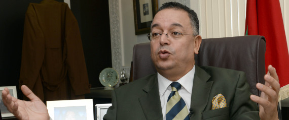 MOROCCAN TOURISM MINISTER LAHCEN HADDAD