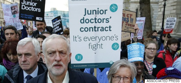 As A Doctor Facing The Nightmare Of NHS Cuts, Jeremy Corbyn's Policies Give Me Hope