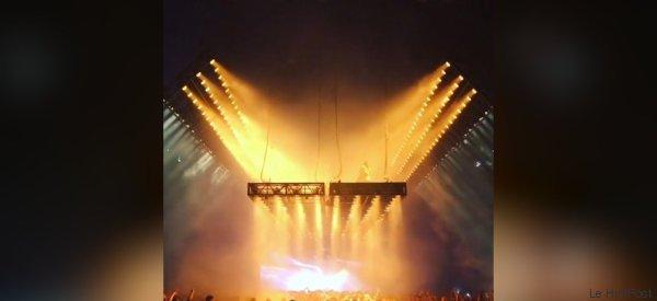 Vous n'avez jamais vu une scène comme celle de Kanye West