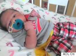Parents Claim Baby's Leg Was Broken While In Hospital