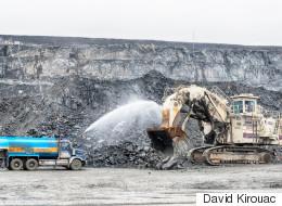 Un autre regard sur l'industrie minière en Abitibi (PHOTOREPORTAGE)