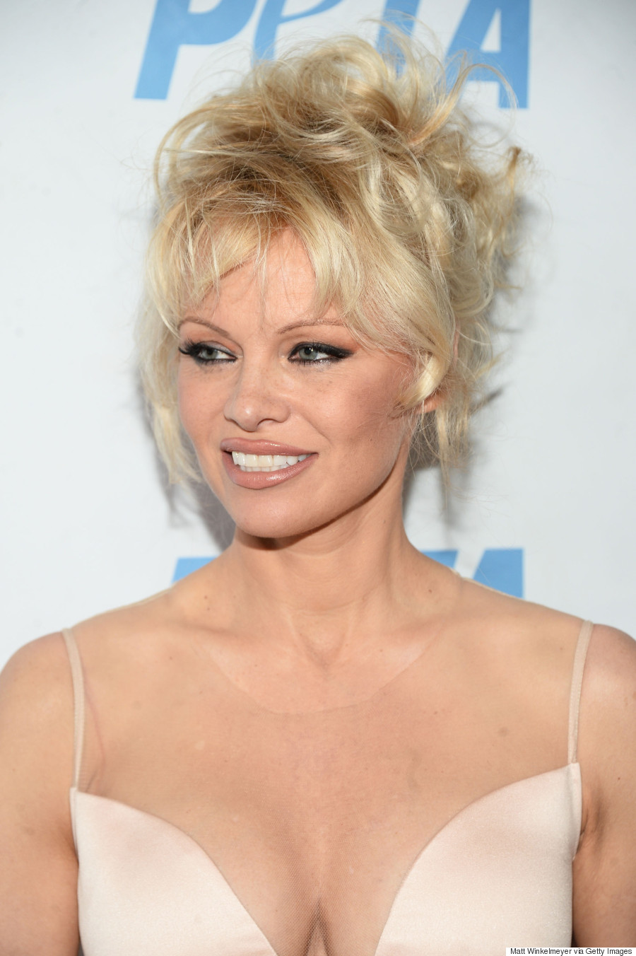 Pamela Anderson Says She Regrets Her Boob Job