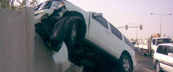 ROAD ACCIDENTS IN SAUDI ARABIA