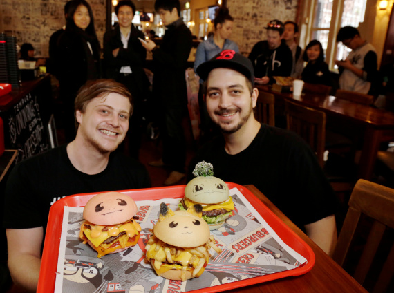 pokemon burger