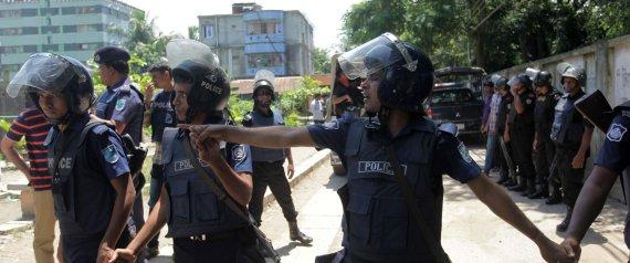 POLICIA BANGLADESH