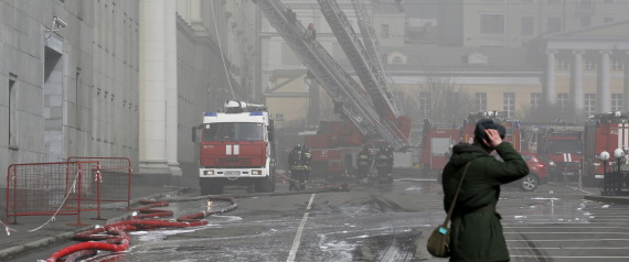 FIRE RUSSIA