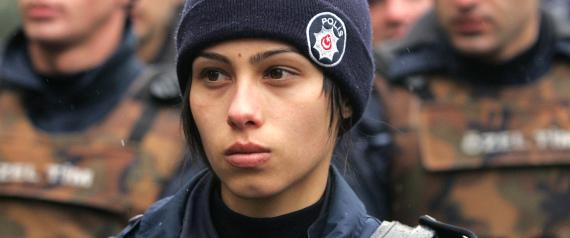 POLICEWOMEN TURKEY