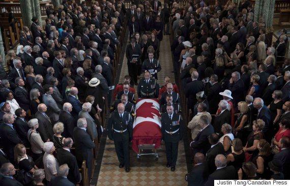 mauril belanger funeral