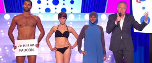 VIDEO RUQUIER ONPC MORANDINI BURKINI