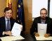 PP y Ciudadanos cierran el pacto de investidura de Mariano Rajoy