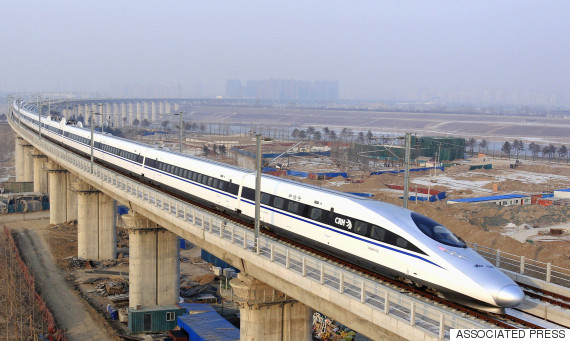 highspeed rail china