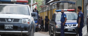 Terrorism Bangladesh