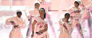 MTV VIDEO MUSIC AWARDS RIHANNA