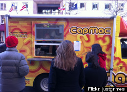 Is There A Looming Crackdown On D.C.'s Food Trucks?