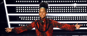 MTV VIDEO MUSIC AWARDS ALICIA KEYS