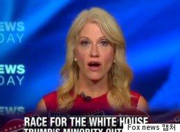 트럼프의 캠페인 매니저조차 트럼프의 비열함을 감싸지 못하는 장면(영상)