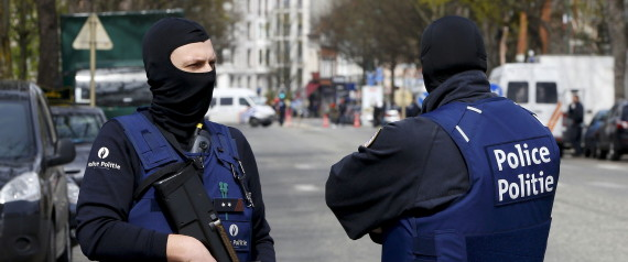 BRUSSELS POLICE