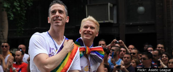 Dan Savage Divorce