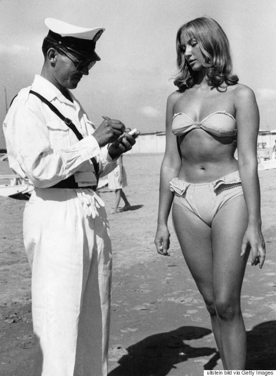 bikini rimini italy