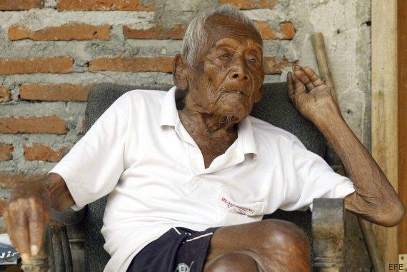 hombre 145 años