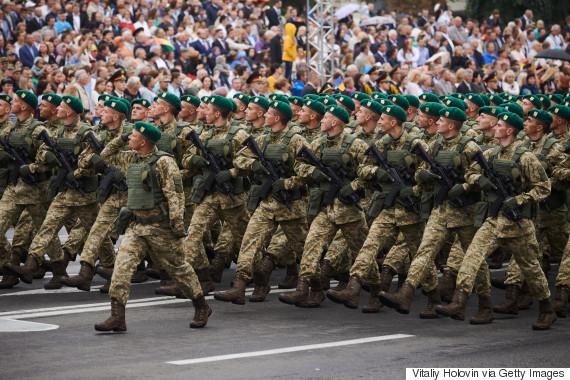 ukraine military uniforms 24 august 2016