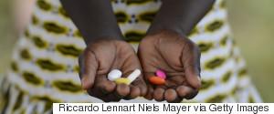 AIDS MALARIA AFRICA