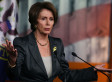 Nancy Pelosi Nudges Obama To Support Gay Marriage