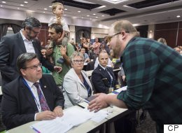 Energy East Hearings Postponed After Protests Cause 'Violent Disruption'