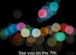 Y a-t-il un message caché dans l'invitation d'Apple pour l'iPhone 7?