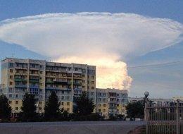 Les habitants de cette ville de Sibérie ont cru à une bombe nucléaire (VIDÉO)