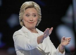 Hillary Clinton ne ressemble plus à ça