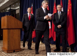 Ex-Tory Minister Laughs Off Trudeau's Talk Of Canada-China Chill