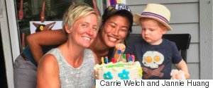 CARRIE WELCH AND JANNIE HUANG
