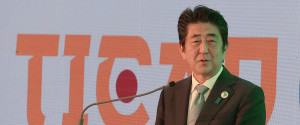 Ticad Shinzo Abe